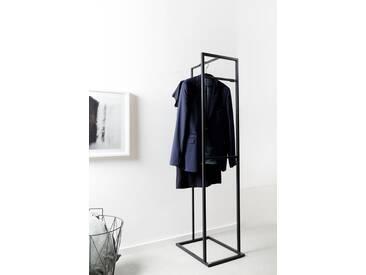 Stummer Diener ALVA Design - Metall schwarz