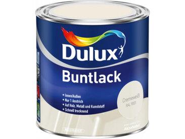 Dulux Buntlack Cremeweiß glänzend Gebindegröße: 500ml