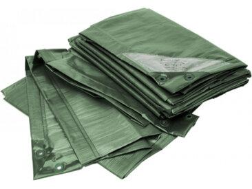 BioGreen Abdeckplane stark 2x3m grün
