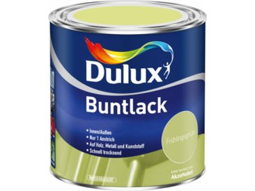 Dulux Buntlack Frühlingsgrün glänzend Gebindegröße: 250ml