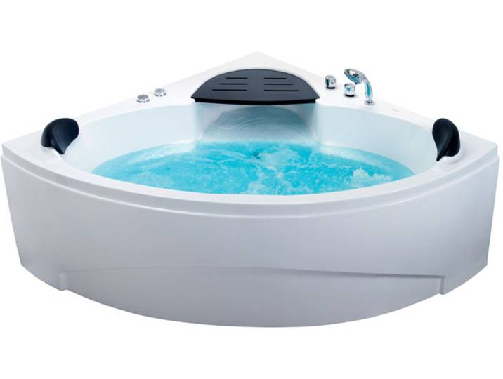 Badewannen und Whirlpools - Whirlpool EAGO AM188RD 150x150  - Onlineshop Moebel.de
