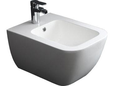 StoneArt WC Hänge-Bidet TFS-106P weiß 52x37cm matt