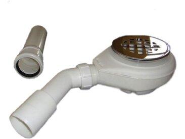 EAGO Dusche Siphon SI90F für flache Duschtassen