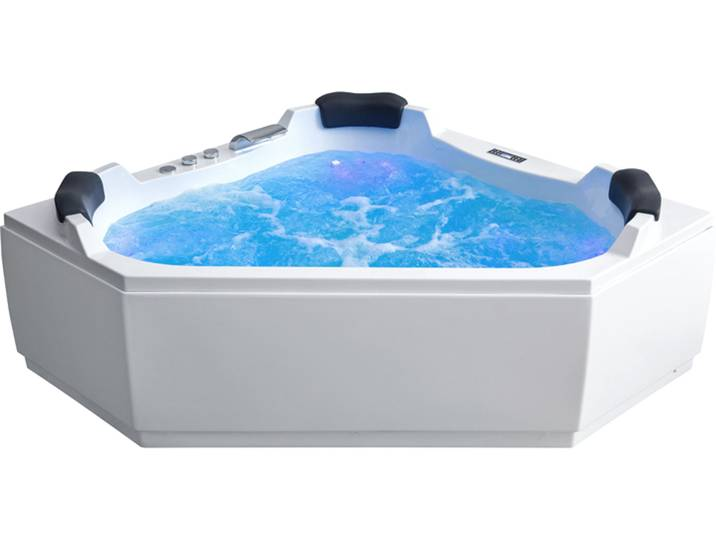 Badewannen und Whirlpools - AWT Whirlpool GE112TSL 170x170  - Onlineshop Moebel.de