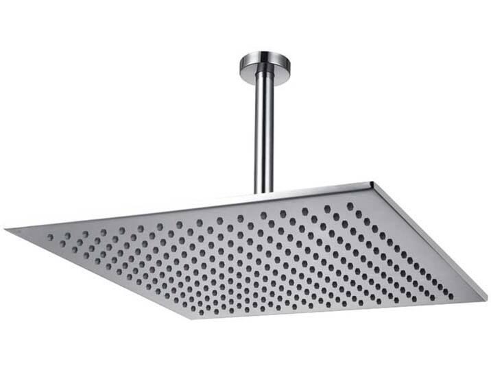 Duschen und Zubehör - Armatur StoneArt Regendusche 820060 40x40cm eckig  - Onlineshop Moebel.de
