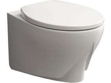 StoneArt WC Hänge-WC TMS-501P weiß 52x37cm matt