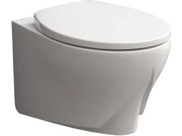 StoneArt WC Hänge-WC TMS-501P weiß 52x37cm glänzend
