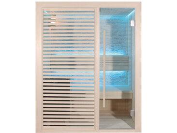 AWT Sauna B1410A Pappelholz 180x105 3kW EOS BiO-Mini