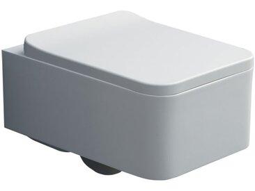 StoneArt WC Hänge-WC TMS-508P weiß 52x36cm glänzend