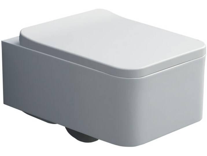 WCs und Zubehör - StoneArt WC Hänge WC TMS 508P weiß 52x36cm glänzend  - Onlineshop Moebel.de
