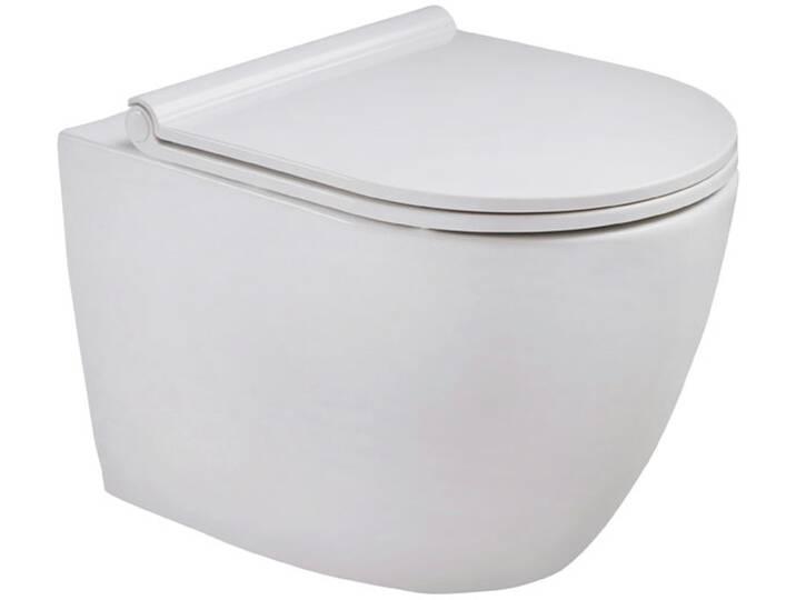 WCs und Zubehör - EAGO WC Hänge WC WD385P  - Onlineshop Moebel.de