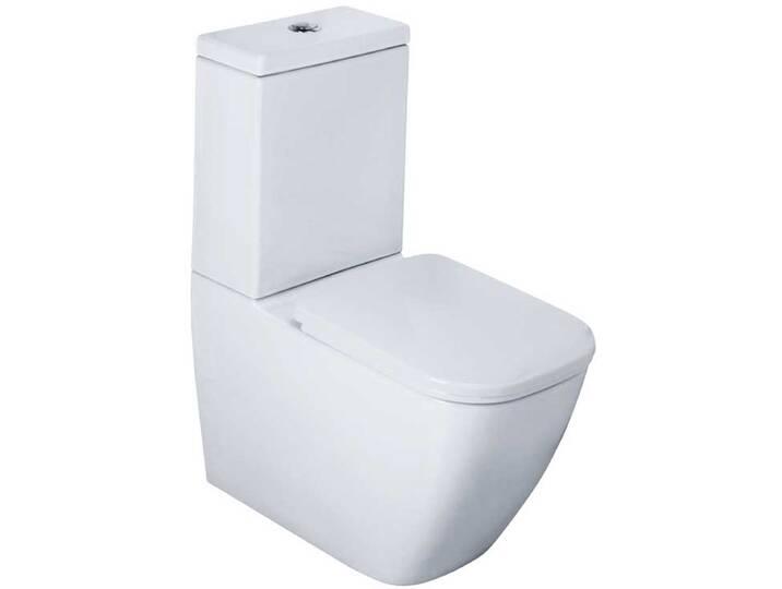 WCs und Zubehör - EAGO WC Stand WC WA390SP spülrandlos  - Onlineshop Moebel.de