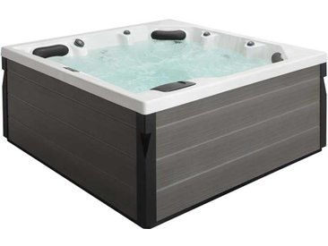 AWT Whirlpool Aussenwhirlpool IN-401 basic Sterling Silver 200x200 grau