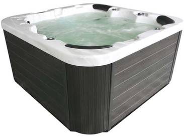 EO-SPA Whirlpool Aussenwhirlpool IN-102 mit Isolierung Sterling Silver 200x200 g