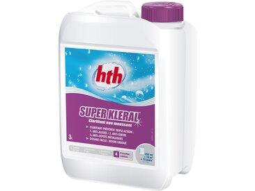 HTH SPA Chemie Wasserklärer 3 in 1 - 3 L (9,98 EUR pro 1 L)