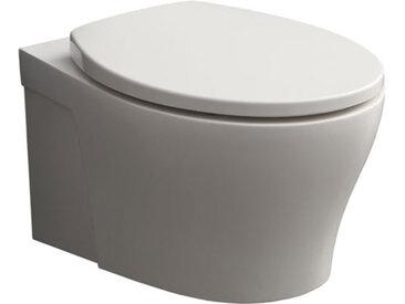 StoneArt WC Hänge-WC TMS-502P weiß 53x37cm glänzend