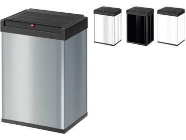 Hailo Big-Box® Swing L 35L - Großraum-Abfallbox mit Schwingdeckel