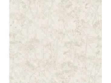 Schöner Wohnen Vliestapete Beige 359542 Tapete