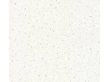 Schöner Wohnen Vliestapete Weiß-Grau-Metallic 359121 Tapete