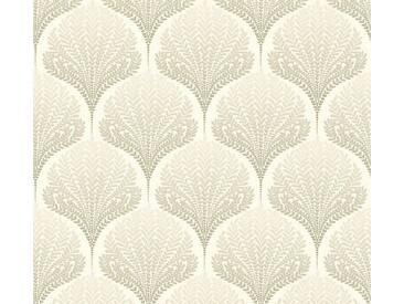 AS Creation Vliestapete Palila Beige-Creme-Weiß, Blätter, Orientalisch 363103 Tapete