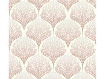 AS Creation Vliestapete Palila Beige-Rosa-Weiß, Blätter, Orientalisch 363104 Tapete