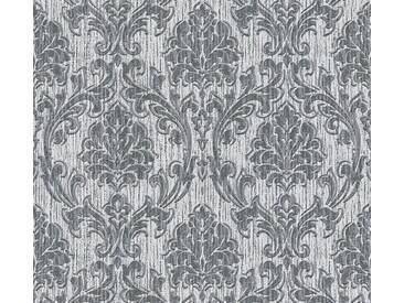 Esprit Home Vliestapete Esprit 13 Grau, Royal, Barock-Druck, 357023 Tapete