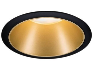 Paulmann Einbauleuchte LED Coin Cole, Ø 88 mm, IP44, rund, 6...
