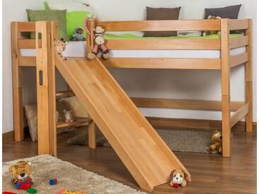 Etagenbett Mit Treppe Und Rutsche : Hochbett mit treppe top und kaufberatung im oktober