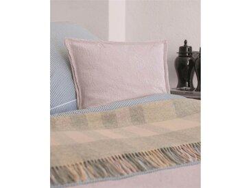 Wolldecke pastellfarben - one size - bunt - 100 % Merinowolle