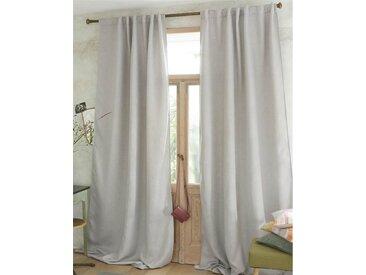 Vorhang Blackout, grau - 240cm x 135cm - Grau - 100% Polyester