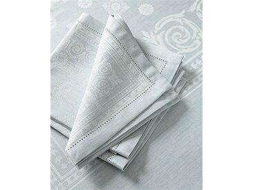 Serviette Claire - one size - bunt - 48 % Leinen, 52 % Baumwolle
