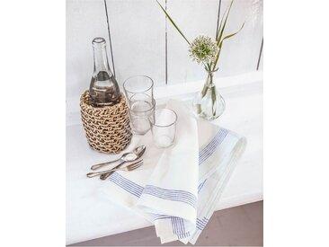 Küchenhandtuch - one size - bunt - 100 % Leinen