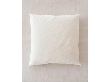 Kissenfüllung 50 x 50 cm - bunt - Bezug: 100% Baumwolle, Füllung: 100 % Halbweiße Enten- & Gänsefedern
