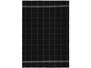 Södahl Minimal Black / White Geschirrtuch 50x70 cm