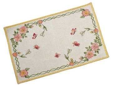Villeroy & Boch  'Spring Fantasy' Platzset Gobelin New Flowers - 70% Baumwolle + 30% Polyester 32x48 cm