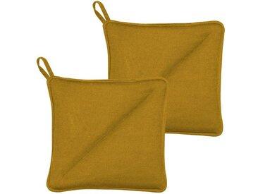 Södahl Soft Golden Topflappen 20x20 cm Set 2-tlg.
