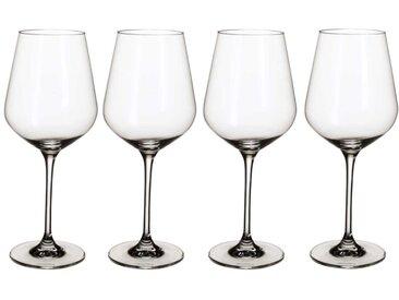 Villeroy & Boch La Divina Burgunderkelch Glas Set 4-tlg. 680 ml / H: 24,3 cm