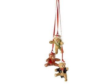 Villeroy & Boch My Christmas Tree Ornament Trio Teddy - Hänger 21 cm