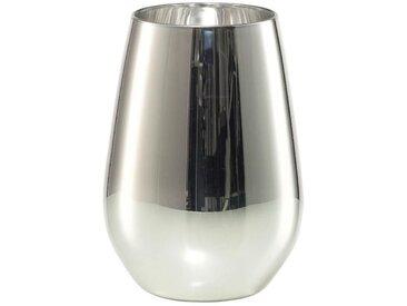 Schott Zwiesel Gläser Viña Shine Wasser Glas / Becher silber 397 ml / h: 114 mm