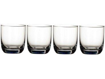 Villeroy & Boch La Divina Whiskybecher Glas Set 4-tlg. 360 ml / H: 9,4 cm