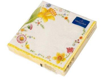 Villeroy & Boch Oster Accessoires Serviette Lunch - Spring Fantasy Osterblume 20 Stück 33x33 cm