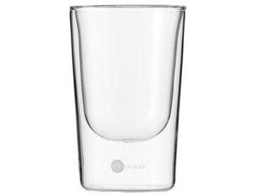Jenaer Glas Gourmet Food & Drinks - Hot n Cool Becher Primo L 2er Set 150 ml / h: 102 mm