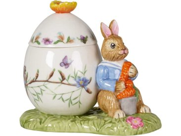 Villeroy & Boch Bunny Tales Osterei-Dose Max mit Möhre 11x6,5x9,5 cm / 90 ml