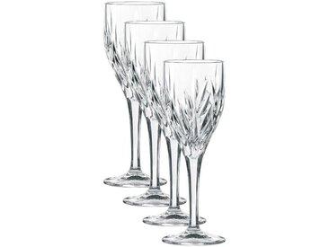 Nachtmann Gläser Imperial Weinkelch Glas Set 4-tlg. 240 ml / 21,7 cm