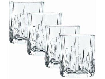 Nachtmann Schu Fa Whiskybecher Glas Set 4-tlg. 330 ml