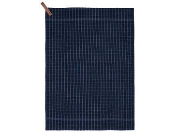 Södahl Simplicity Indigo / China Blue Küchenhandtuch 50x70 cm