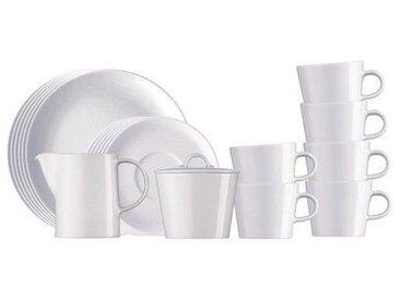 Arzberg Cucina Basic weiß Kaffee-Set 20 tlg.