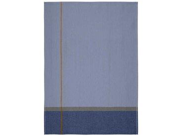 Södahl Connect China Blue / Indigo Geschirrtuch 50x70 cm