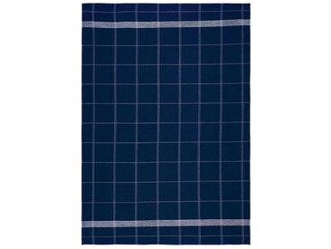 Södahl Minimal Indigo / China Blue Geschirrtuch 50x70 cm