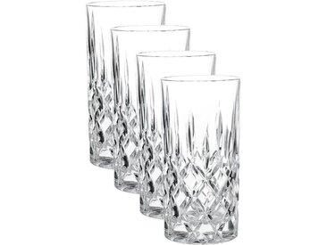 Nachtmann Noblesse Longdrink Glas Set 4-tlg. 375 ml